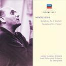 "Mendelssohn: Symphony No.3 - ""Scottish""; Symphony No.4 - ""Italian""/London Symphony Orchestra, Israel Philharmonic Orchestra, Sir Georg Solti"