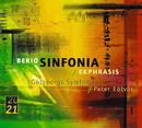 ベリオ:シンフォニア エクフラシス/エ/Göteborgs Symfoniker, Peter Eötvös