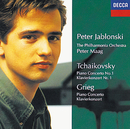 Tchaikovsky/Grieg: Piano Concerto No. 1 in B flat minor, Op. 23/Piano Concerto in/Peter Jablonski, Philharmonia Orchestra, Peter Maag