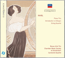 Ravel: Piano Trio; Introduction & Allegro; String Quartet/Beaux Arts Trio, Chamber Music Society of Amsterdam, The, Carmirelli Quartet