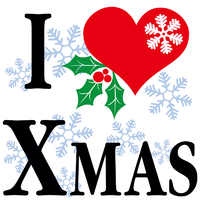 I LOVE Xmas – Have A Very Special Christmas! -