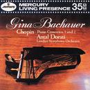 ショパン:ピアノ協奏曲第1番&第2番/Gina Bachauer, London Symphony Orchestra, Antal Doráti
