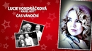 Cas vanocni (Lyric Video)/Lucie Vondráčková, Karel Gott