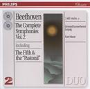 Beethoven: The Complete Symphonies, Vol. 2/Gewandhausorchester Leipzig, Kurt Masur
