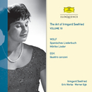 The Art Of Irmgard Seefried - Volume 10: Wolf & Egk Lieder/Irmgard Seefried, Erik Werba