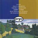 Elgar: Cello Concerto; Enigma Variations; Froissart/Robert Cohen, Royal Philharmonic Orchestra, Sir Charles Mackerras