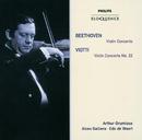 Beethoven: Violin Concerto;Viotti: Violin Concerto No.22/Arthur Grumiaux, Philharmonia Orchestra, Alceo Galliera, Royal Concertgebouw Orchestra, Edo de Waart