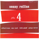 Plus Four [Rudy Van Gelder Remaster] (feat. Clifford Brown, Max Roach, Richie Powell, George Morrow)/Sonny Rollins