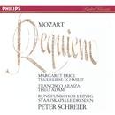 Mozart: Requiem/Margaret Price, Trudeliese Schmidt, Francisco Araiza, Theo Adam, Rundfunkchor Leipzig, Staatskapelle Dresden, Peter Schreier