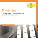 Brahms - Complete Choral Works (Collectors Edition)/Carlo Maria Giulini, Günter Jena, Giuseppe Sinopoli