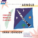 Arnold: The Complete Works for Clarinet/Emma Johnson, English Chamber Orchestra, Ivor Bolton