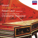 モーツァルト:ピアノ協奏曲第1番~4番/Robert Levin, The Academy of Ancient Music, Christopher Hogwood