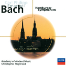 C.P.E. Bach: Hamburger Sinfonien Wq182/The Academy of Ancient Music, Christopher Hogwood