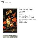 Concerti di Flauti/Amsterdam Loeki Stardust Quartet, The Academy of Ancient Music, Christopher Hogwood
