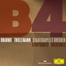 Brahms: Symphonies / Overtures (Live At Semperoper, Dresden)/Staatskapelle Dresden, Christian Thielemann