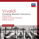 Vivaldi: Complete Bassoon Concertos/Daniel Smith, English Chamber Orchestra, Zagreb Soloists