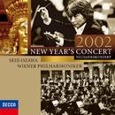 New Year Concert 2002 (Live At Musikverein, Vienna / 2002)/Wiener Philharmoniker, Seiji Ozawa