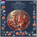 Bach: St Mark Passion/Jeremy Ovenden, Timothy Mirfin, Ruth Gomme, William Towers, James Gilchrist, Paul Thompson, Choir of Gonville & Caius College, Cambridge, Cambridge Baroque Camerata, Geoffrey Webber