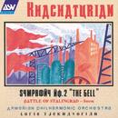 "Khachaturian: Symphony No.2 ""The Bell"" /  Battle of Stalingrad - Suite/Loris Tjeknavorian, Armenian Philharmonic Orchestra"