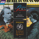 Brahms / Schumann: Piano Quintets/Peter Frankl, The Lindsays