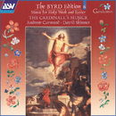 Byrd: Music for Holy Week and Easter/The Cardinall's Musick, Andrew Carwood, David Skinner