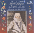 Byrd: Cantiones sacrae 1589; Propers for the Purification of the Blessed Virgin Mary/The Cardinall's Musick, Andrew Carwood, David Skinner