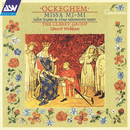 Ockeghem: Missa Mi-mi; Salve regina; Alma redemptoris mater/The Clerks' Group, Edward Wickham