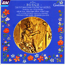 Boyce: David's Lamentation over Saul and Jonathan/Patrick Burrowes, William Purefoy, Andrew Watts, Richard Edgar-Wilson, Michael George, Choir of New College, Oxford, The Hanover Band, Caroline Brown, Pavlo Beznosiuk, Graham Lea-Cox