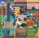 Hindemith: The Complete Works for Viola Vol.3/Paul Cortese, Jordi Vilaprinyó, The Philharmonia