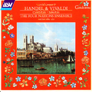 Handel / Vivaldi: Cantatas and Sonatas/The Four Nations Ensemble, Matthew White