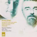 Poulenc: Sonata for Cello and Piano; Sonata for 2 Pianos; Suite française; Sérénade/Raphael Wallfisch, John York, York 2
