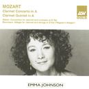 Mozart: Clarinet Concerto; Clarinet Quintet/Emma Johnson