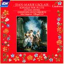 Leclair: Sonatas for Flute and Basso Continuo/Christoph Huntgeburth, Mitzi Meyerson, Hildegard Perl