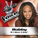 If I Were A Boy - The Voice : La Plus Belle Voix/Rubby