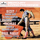 Bizet: Carmen Suite/La Patrie Overture/L'arlésienne Suite Thomas: Mignon & Raymond Overtures/Detroit Symphony Orchestra, Paul Paray