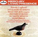 Copland: Appalachian Spring; Billy the Kid; El Salon Mexico; Danzon Cubano/London Symphony Orchestra, Minneapolis Symphony Orchestra, Antal Doráti