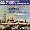 Tchaikovsky: Symphonies Nos.1-3/Arensky: Variations on a Theme by Tchaikovsky/London Symphony Orchestra, Antal Doráti