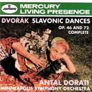 Dvorák: Slavonic Dances Op.46 & Op.72/Minneapolis Symphony Orchestra, Antal Doráti