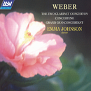 Weber: The 2 Clarinet Concertos; Concertino; Grand Duo Concertant/Emma Johnson, English Chamber Orchestra