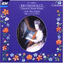 Krumpholtz: Classical Harp Music/Jan Walters