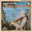 Haydn: Violin Concertos In C Major Hob.VIIa: 1, In G Major Hob. VIIa: 4, In A Major Hob. VIIa: 3/ Salomon: Romance in D Major/Simon Standage, The English Concert, Trevor Pinnock