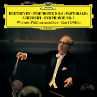 Beethoven: Symphony No.6 Pastoral / Schubert: Symphony No.5