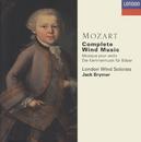 Mozart: Complete Wind Music/London Wind Soloists, Jack Brymer