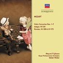 Mozart: Violin Concertos Nos. 1-7; Rondo Concertante KV 269; Adagio, KV 261; Rondo, KV 373/Mayumi Fujikawa, Royal Philharmonic Orchestra, Walter Weller