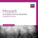 モーツァルト:弦楽四重奏曲集/Quartetto Italiano