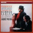 Prokofiev: Symphony-Concerto for Cello & Orchestra; Symphony No.7/Heinrich Schiff, Los Angeles Philharmonic, André Previn