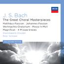 J.S. Bach: The Great Choral Masterpieces/Rundfunkchor Leipzig, Staatskapelle Dresden, Peter Schreier