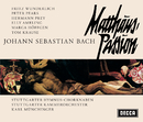 Matthäus-Passion BWV 244/Fritz Wunderlich, Elly Ameling, Marga Höffgen, Sir Peter Pears, Tom Krause, Hermann Prey, Hymnus Chorknaben Stuttgart, Stuttgarter Kammerorchester, Karl Münchinger