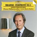 ブラームス:交響曲第3番、ハイドンの主題による変奏曲/Wiener Philharmoniker, Carlo Maria Giulini