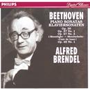 """Beethoven: Sonatas Op.26, Op.27 No.1, Op.27 No.2 """"Moonlight"""" & Op.49 No.1/Alfred Brendel"""